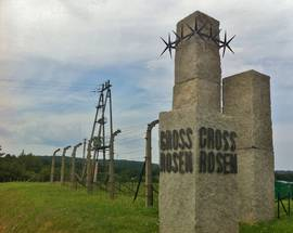 Visiting Gross-Rosen Concentration Camp