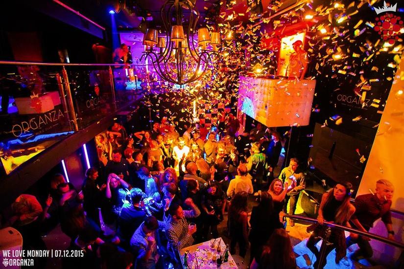 Organza Bars Amp Clubs Warsaw