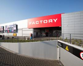 FACTORY Outlet Ursus