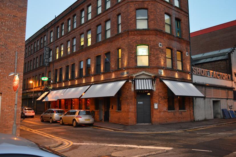 gay bar Belfast