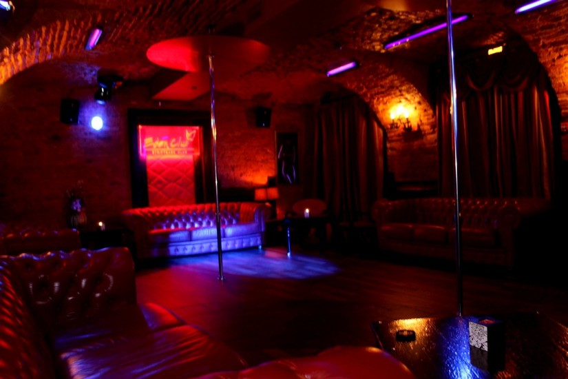 Eden Club Nightlife St Petersburg