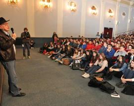 Festival of Tolerance - 14th Jewish Film Festival Zagreb