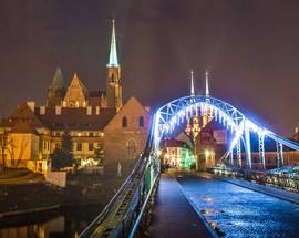 Wrocław's Ostrów Tumski