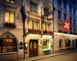Burgerstube (Hotel Wilden Mann)