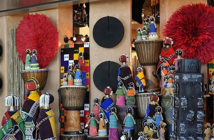 Shopping in joburg a guide to joburg markets for Art craft online store