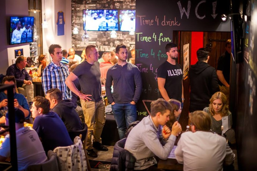 Time Out | Bars, Pubs & Clubs | Gdańsk