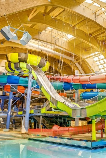 Therme Bucuresti Activities Amp Leisure Bucharest