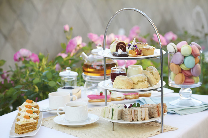 Afternoon Tea At 54 On Bath Cafes Amp Coffee Shops
