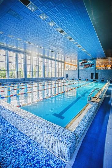 Arena Swimming Pool Leisure Tbilisi