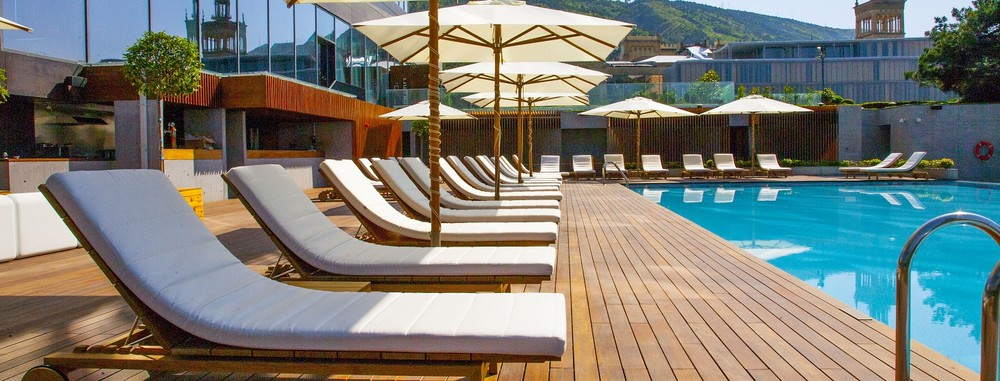 Radisson Blu Oasis Pool Leisure Tbilisi