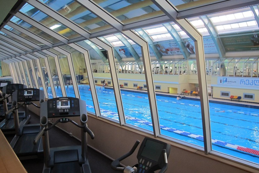 Vake Swimming Pool And Fitness Centre Leisure Tbilisi