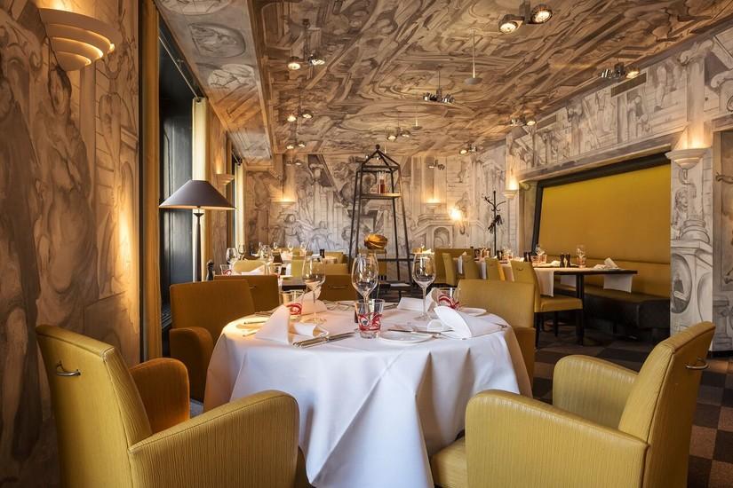 Small Luxury Hotel Ambassador Hotels Zurich