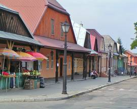 Ciężkowice: Small Town Heavily Laden with Wonders