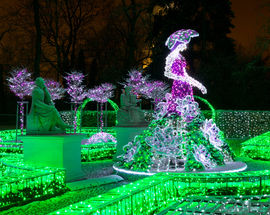 Royal Garden of Light