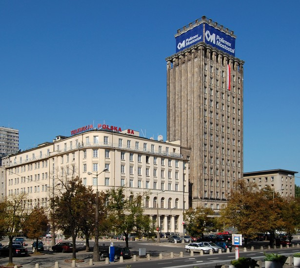 Prudential Tower   Sightseeing   Warsaw