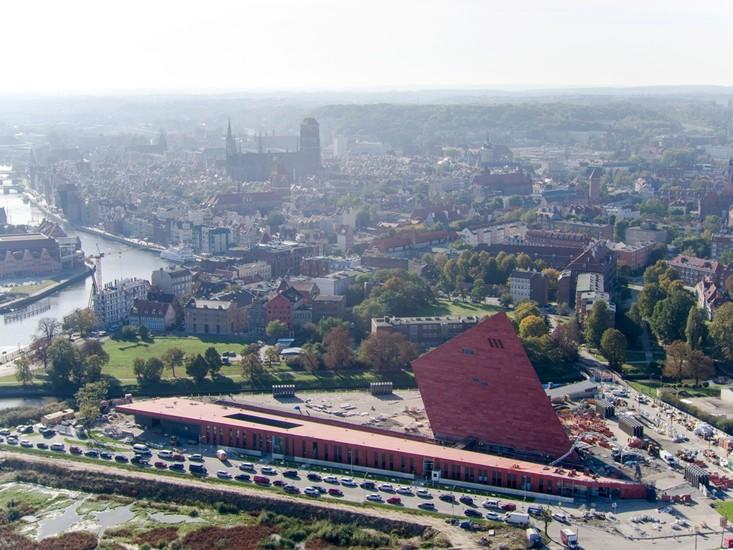"""Résultat de recherche d'images pour """"museum second world war gdansk"""""""