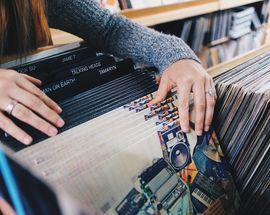 Kraków Vinyl Record Fair