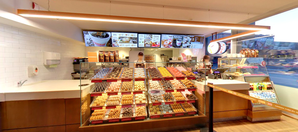 Dunkin' Donuts | Cafes | Warsaw
