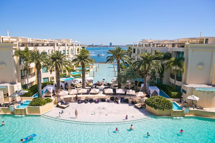 Palazzo Versace Hotels Gold Coast