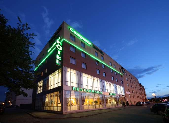Campanile wroc aw stare miasto hotels wroclaw for Hotels wroclaw