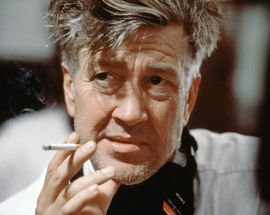 David Lynch in Łódź