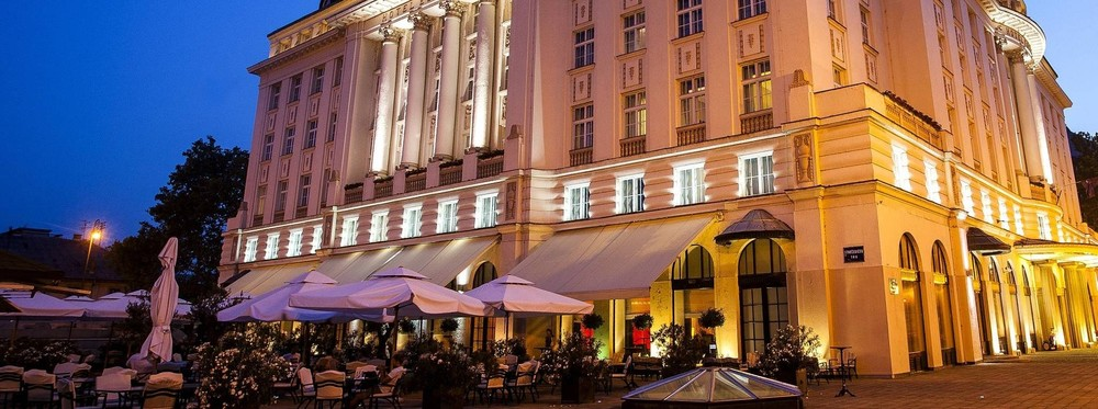 Esplanade zagreb hotel where to sleep zagreb for Hotels zagreb