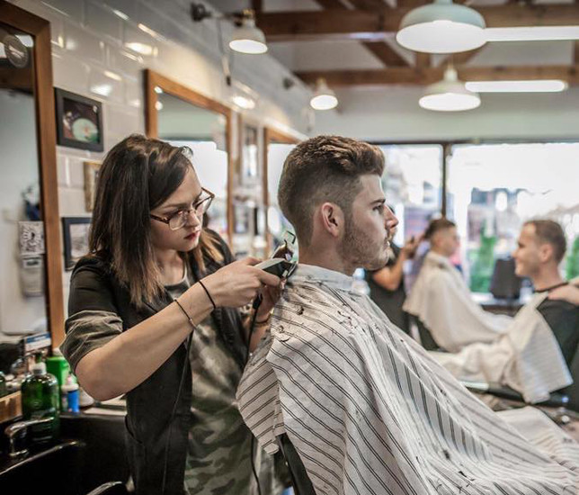Knockout Barber Shop Directory Riga