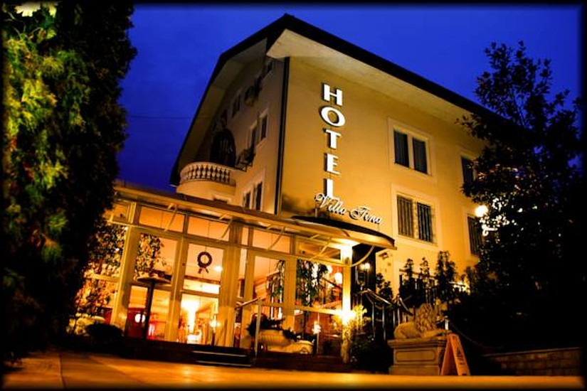 2a5b41c9c746 Hotel Vila Tina | Where to sleep | Zagreb