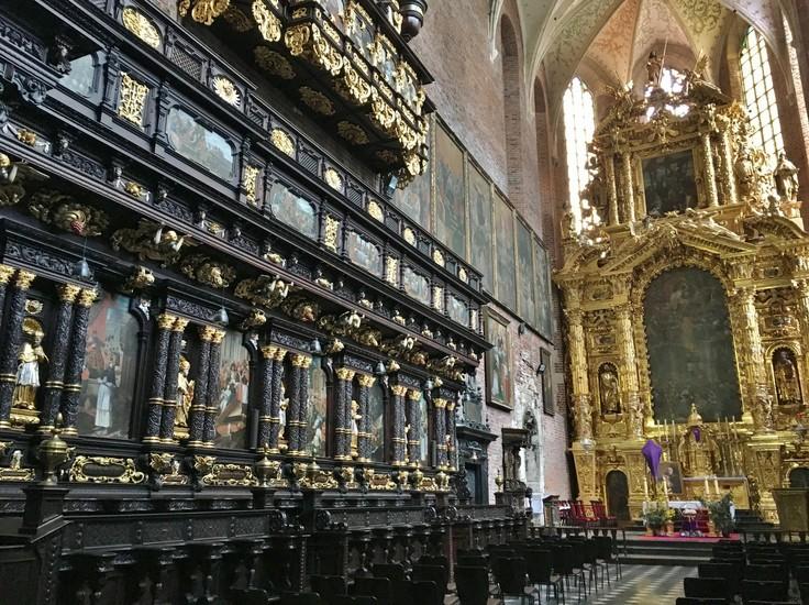 Corpus Christi Church Krak 243 W Sightseeing Krakow