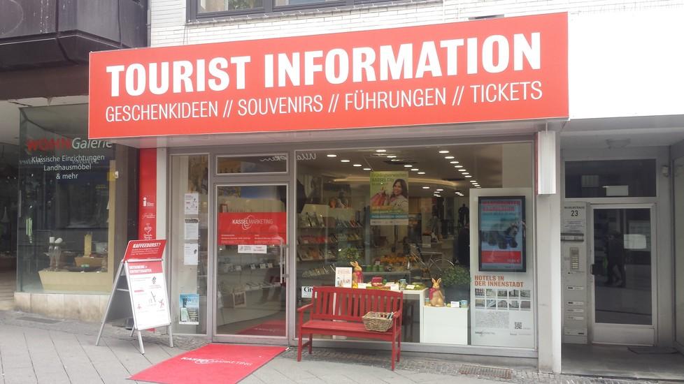 Tourist Info Kassel