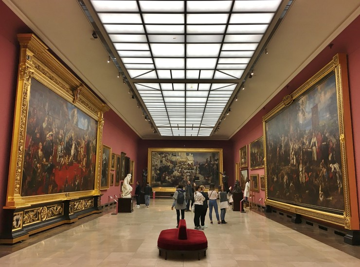 19th century art Not until the second half of the 19th century did women artists make significant progress, especially in france more art schools opened their doors to women,.