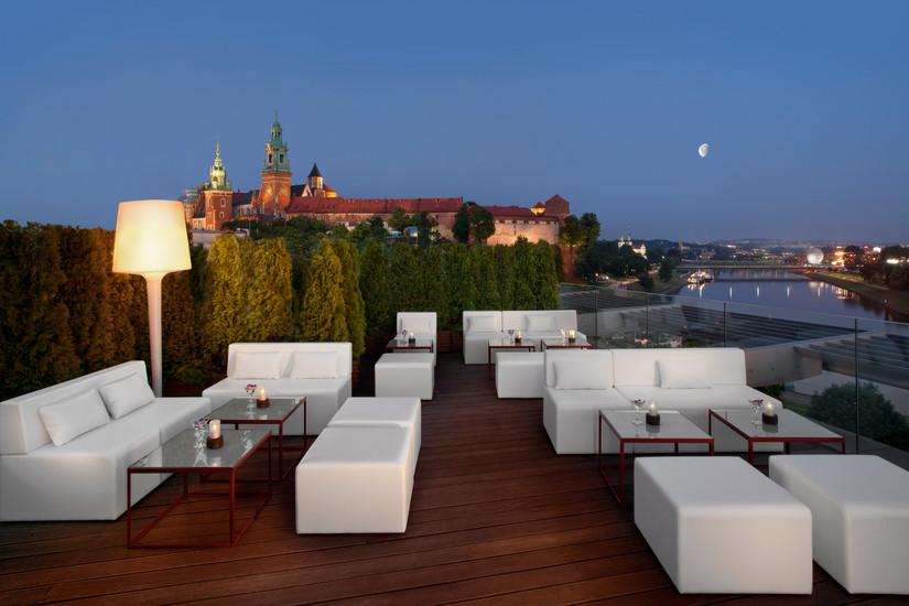 Roof Top Terrace Amp Lounge Bar Bars Amp Clubs Krakow