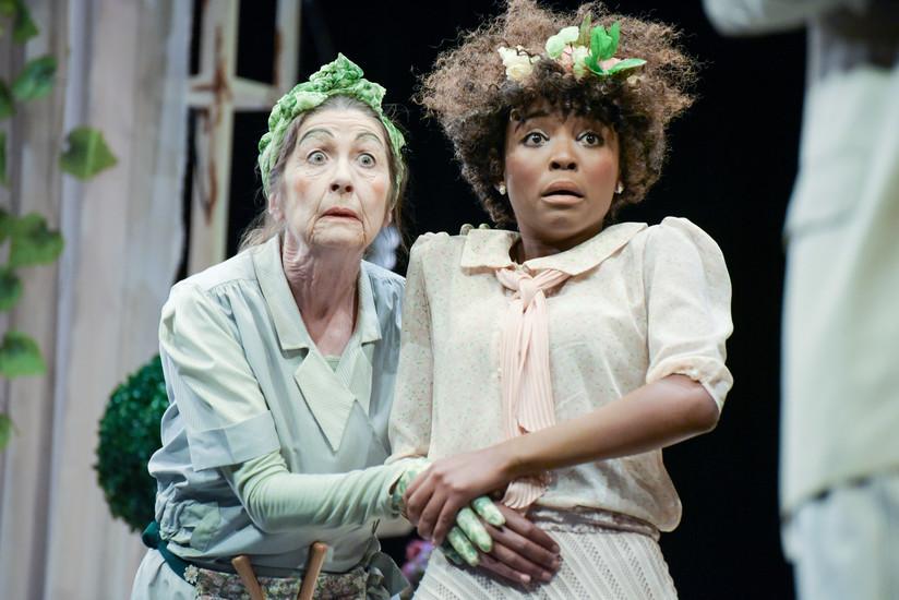 human flaws of orgon in Tartuffe
