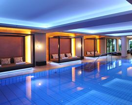 Wellness Spa im Schloßhotel