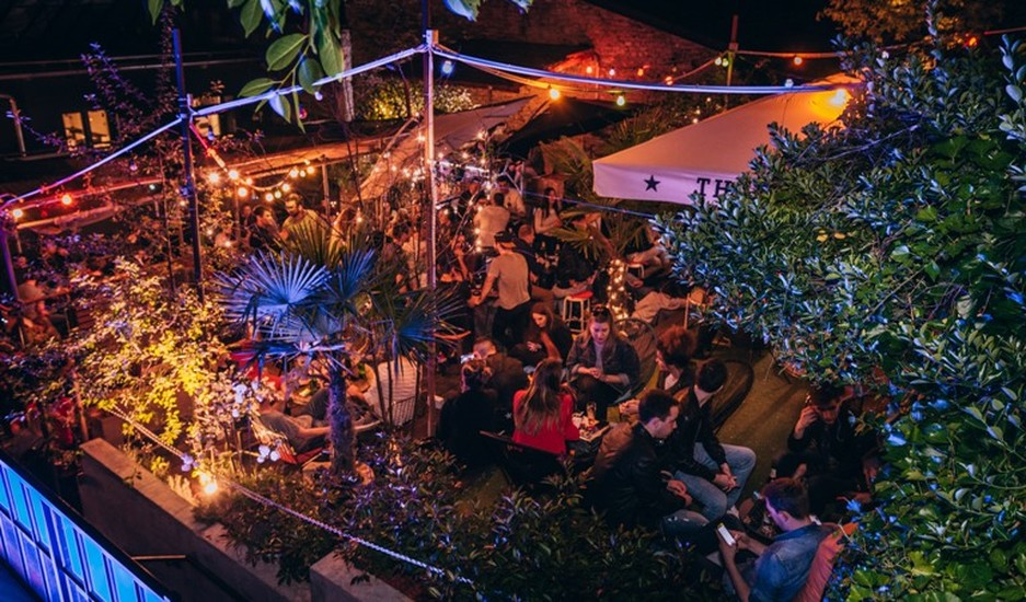 Swanky Monkey Garden Nightlife Zagreb