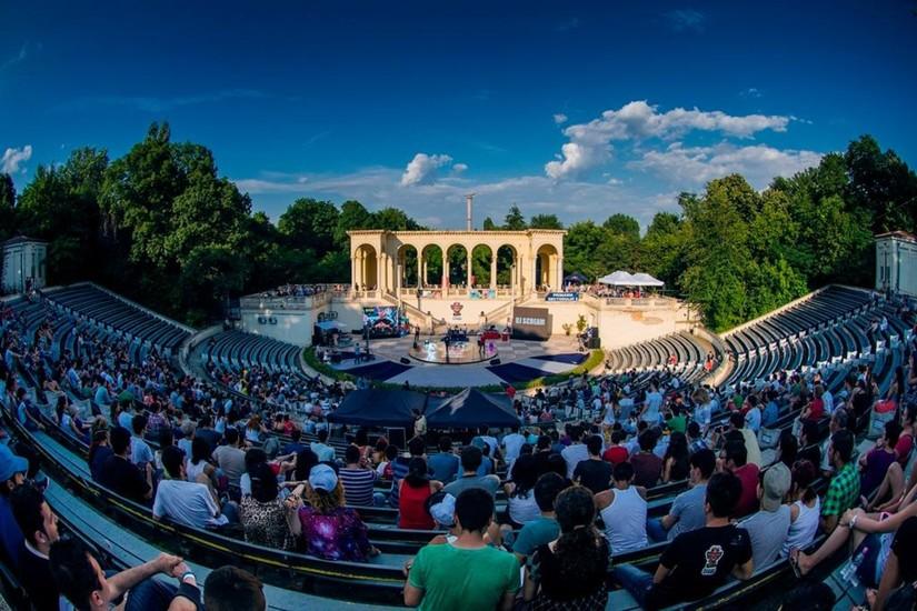 Amfiteatrul Mihai Eminescu | Event Venues & Ticket Outlets | Bucharest