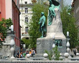 France Prešeren Monument