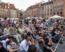 Jazz at the Old Town Square