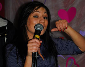 Karaoke at the Funny Fox