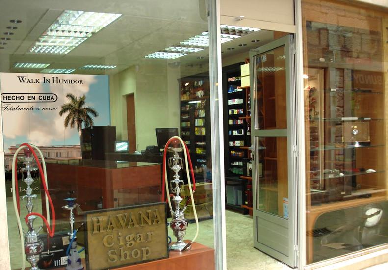 Havana Cigar Shop | Shopping | Split