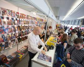 International Festival of Comics & Games
