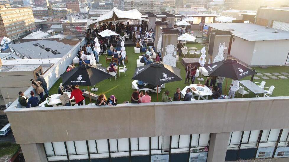 Rooftop BBQ | Johannesburg