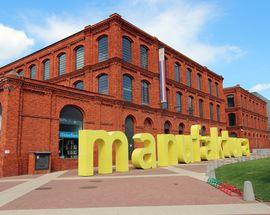 Manufaktura Shopping Gallery