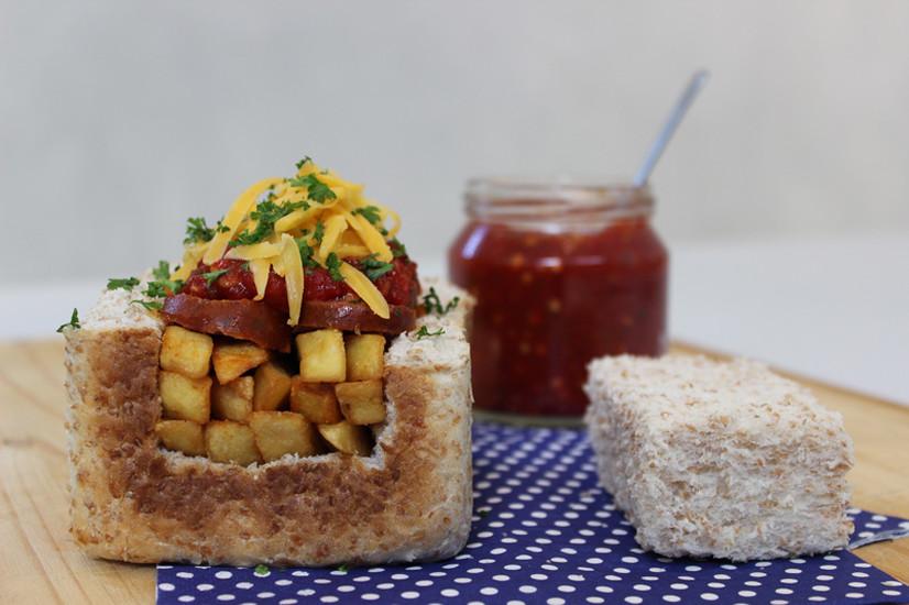 Soweto kota festival johannesburg for African cuisine braamfontein