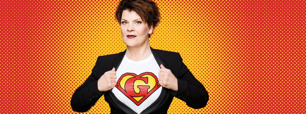Superwoman Berlin