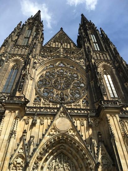 St Vitus Cathedral | Sightseeing | Prague