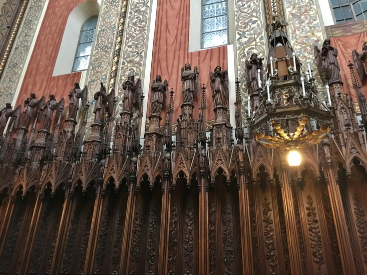 Holy Trinity Basilica | Kraków Sightseeing | Krakow