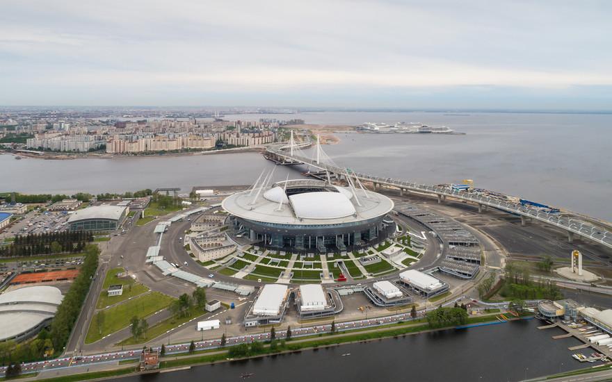 Saint Petersburg Stadium | Health, Sports & Lifestyle | St ...