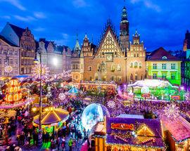 Wrocław Christmas Market CANCELLED