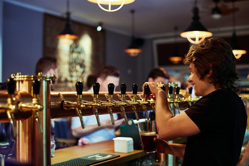Cathead Multitap | Bars, Pubs & Clubs | Gdańsk